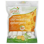 Grab Green Tangerine Lemongrass Auto Dishwashing Detergent 60