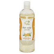 Grab Green Tangerine Lemongrass Liquid Dish Soap