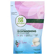 Grab Green Thyme Fig Leaf Dishwashing Detergent