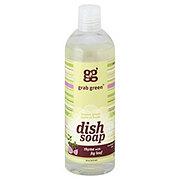 Grab Green Thyme Fig Leaf Liquid Dish Soap