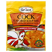 Grace Cock Spicy Flavoured Soup Mix