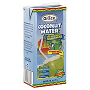 Grace Coconut Water, 100% Pure