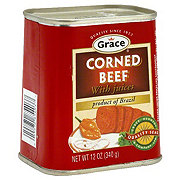 Grace Corned Beef with Juices