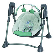 Graco Swing By Me Portable Swing Cleo
