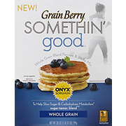 Grain Berry Pancake And Waffle Mix