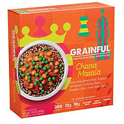Grainful Chana Masala