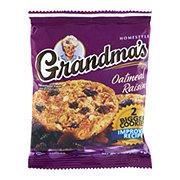 Grandma's Big Oatmeal Raisin Cookies