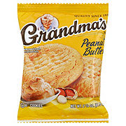 Grandma's Big Peanut Butter Cookies
