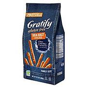 Gratify Gluten Free Sea Salt Pretzel Sticks