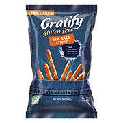 Gratify Gratify Gluten Free Pretzel Sticks