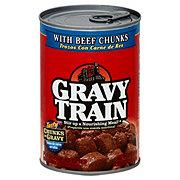 Gravy Train Beef Chunks Dog And Puppy Food