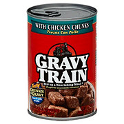 Gravy Train Chicken Chunks Dog And Puppy Food