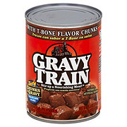 Gravy Train T Bone Flavor Chunks Dog Food