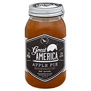 Great America Apple Pie Bottle