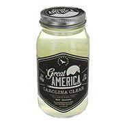 Great America Carolina Clear Bottle