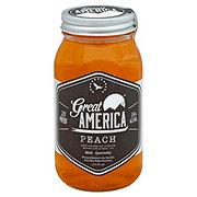 Great America Peach Bottle