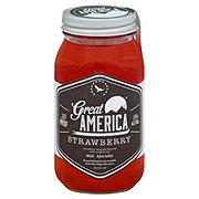 Great America Strawberry Malt Specialty Bottle