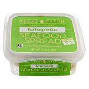 Great Catch Jalapeno Seafood Spread