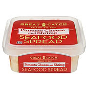 Great Catch Pimento Shrimp Spread