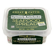 Great Catch Spinach Artichoke Seafood Spread