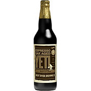 Great Divide Espresso Oaked Aged Yeti Imperial Stout Bottle