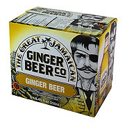 Great Jamaican Ginger Beer Co. Ginger Beer 6 PK