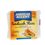 Great Lakes American Accent Cheese Slices
