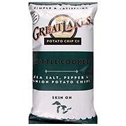 Great Lakes Potato Chip Co. Kettle Chip Sea Salt & Pepper