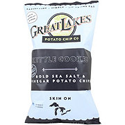 Great Lakes Potato Chip Co. Kettle Chip Sea Salt & Vinegar