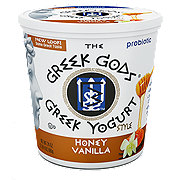 Greek Gods Greek Vanilla Honey Yogurt