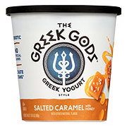 Greek Gods Honey Salted Caramel Yogurt