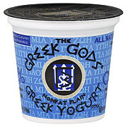 Greek Gods No Fat Plain Greek Yogurt