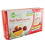 Green Beginnings Organic Fruit Punch Juice & Coconut Water