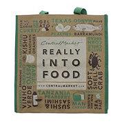 Green Earth Bags Really Into Food, Medium Eco Bag