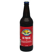 Green Flash Le Freak Ale Bottle