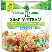 Green Giant Backyard Grilled Potatoes