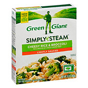 Green Giant Cheesy Rice & Broccoli