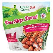 Green Giant One Step Done Garlic Rosemary Mini Red Potatoes