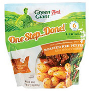 Green Giant One Step Done Roasted Red Pepper Mini Yellow Potatoes