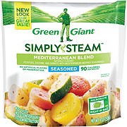 Green Giant Seasoned Mediterranean Blend Steamers
