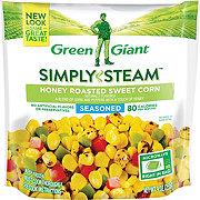 Green Giant Seasoned Steamers Honey Roasted Sweet Corn
