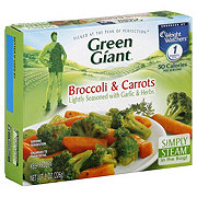 Green Giant Simply Steam Broccoli & Carrots