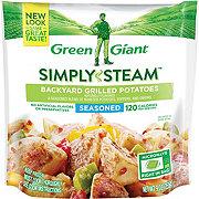 Green Giant Simply Steam Seasoned Backyard Grilled Potatoes