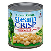 Green Giant Steam Crisp White Shoepeg Whole Kernel Corn