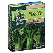 Green Giant Steamers Broccoli Spears