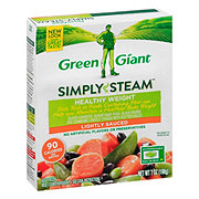 Green Giant Steamers Healthy Weight Vegetable Blend With Butter Sauce