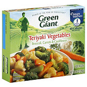Green Giant Steamers Teriyaki Vegetables