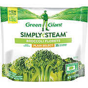 Green Giant Valley Fresh Steamers 100% Broccoli Florets