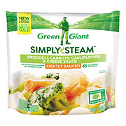Green Giant Valley Fresh Steamers Broccoli, Carrots, Cauliflower & Cheese Sauce