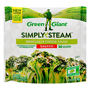 Green Giant Valley Fresh Steamers Broccoli & Cheese Sauce